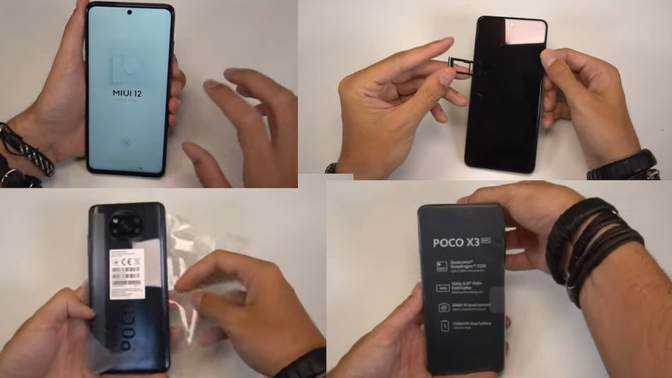 Poco X3 NFC Alleged Price, Specifications Leaked Ahead of Official Launch