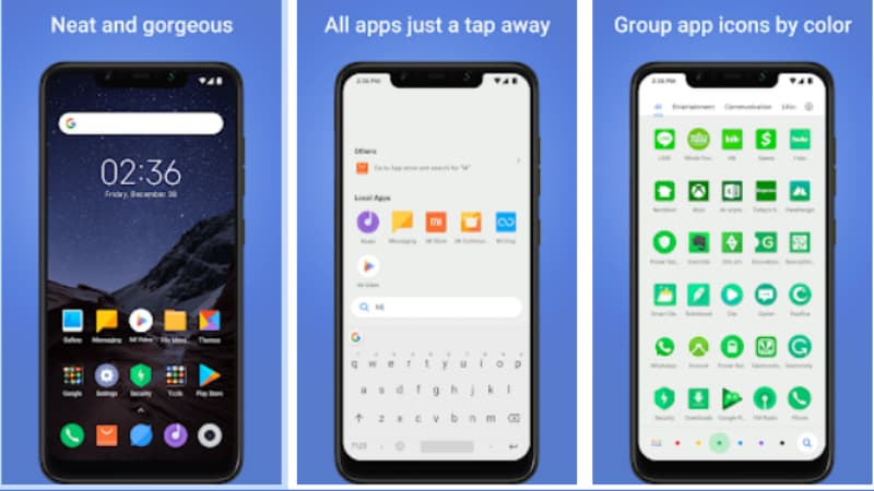 Poco F1's Poco Launcher Comes Out of Beta, Now Available to All Android Users
