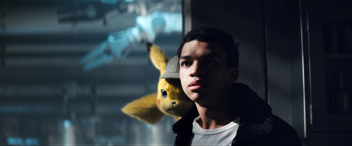pokemon detective pikachu Justice Smith Pokemon Detective Pikachu
