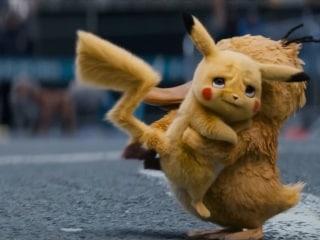 Pokemon: Detective Pikachu Trailer — 'What a Wonderful World'