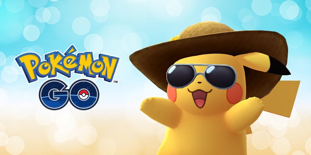 Pokemon Go Gets Special Pikachu, Celebi for Second Anniversary