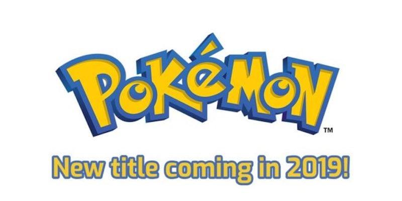 Nintendo Switch to Get Proper Pokemon RPG in 2019 Similar to