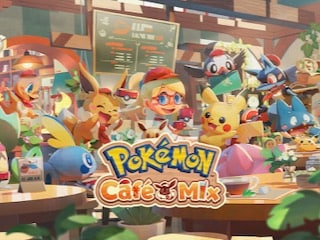 Pokémon Café Mix, New Pokémon Snap, Pokémon Smile Games Announced for Switch, Mobile
