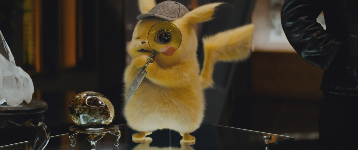 Pokemon Detective Pikachu Release Date In India Cast Trailer