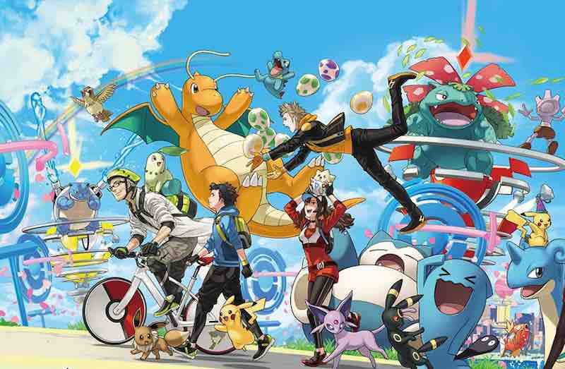Pokemon Go Cancelling Support for Older iOS Devices