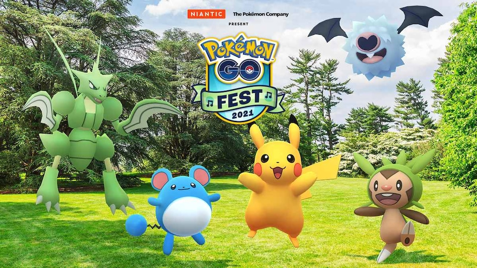Pokemon Go Fest 2021 to Be Held Globally as a Virtual Event in July: All the Details