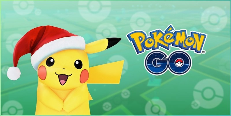 Pokemon Go Update Lets You Get Pichu, Togepi, and Holiday Pikachu