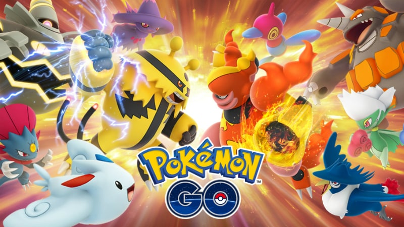 Rolling out] Niantic bringing PvP to 'Pokémon GO' by year's end