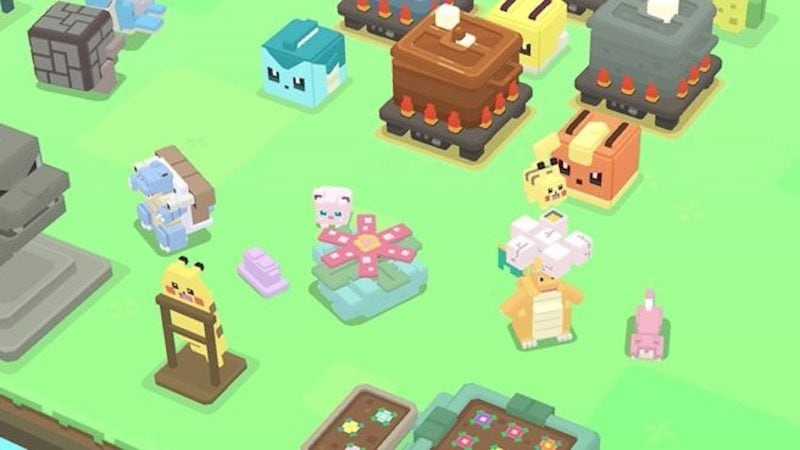 Pokemon Quest Game Now Available for Free on Android and iOS