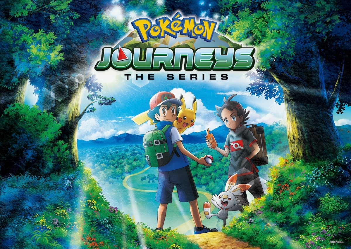 Pokemon Season 23 Trailer Pokemon Journeys To Release On Netflix