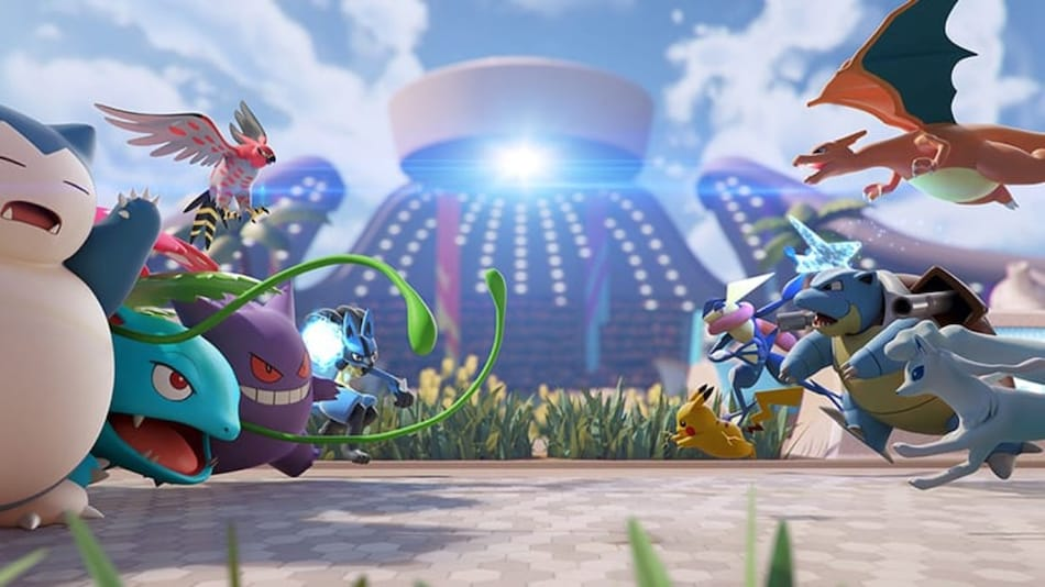 Pokemon Unite — First MOBA Game in the Franchise — Launched for Android, iOS