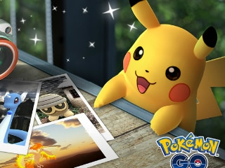 Pokemon Go to Allow Taking Photos With Monsters Using 'Go Snapshot' Feature