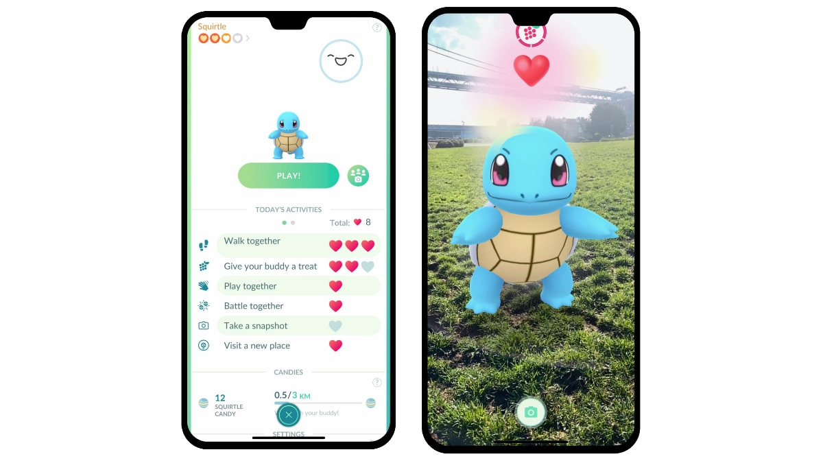 Pokemon Go's New Buddy Adventure Feature Rolled Out: All You Need to Know