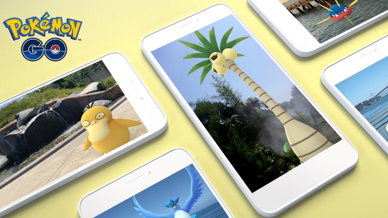 6239ce53720 Pokemon Go AR+ Mode Launched for Android Smartphones With ARCore Support