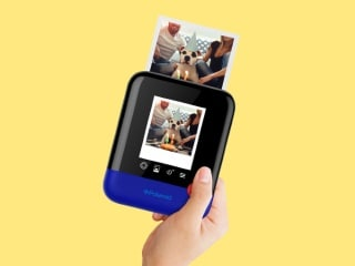 Polaroid Pop Instant Digital Camera; Polaroid Hoop Home Security Camera Launched at CES