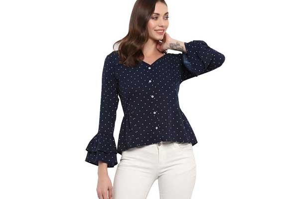 polka dot shirts 1