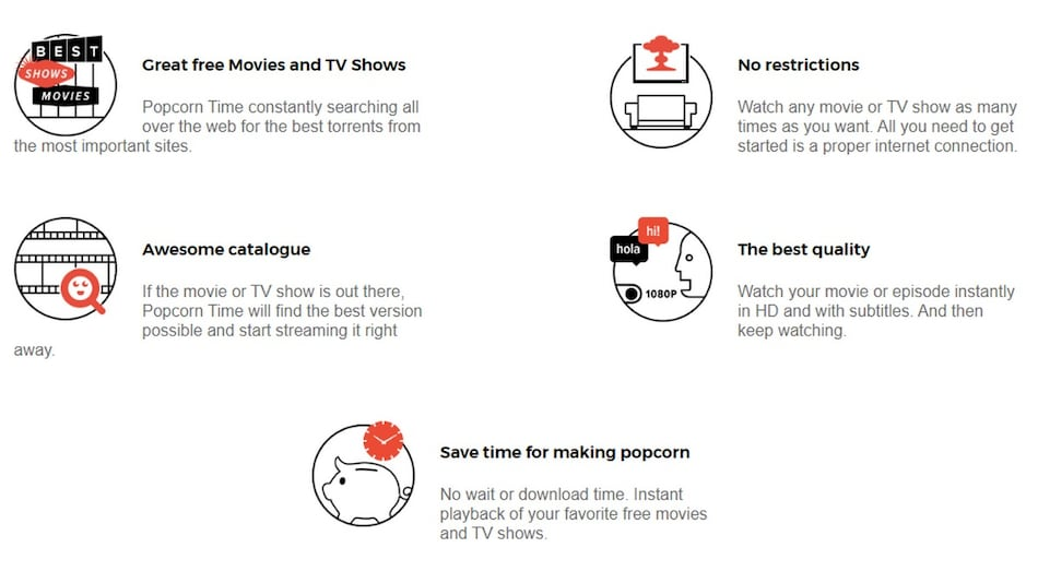 Popcorn Time, the 'Netflix for Pirates', Returns Amid Coronavirus Outbreak