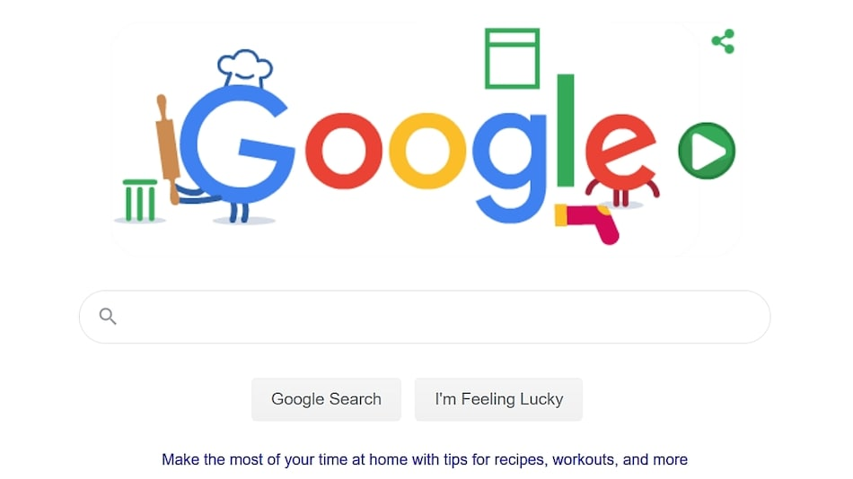 Popular Google Doodle Games Series Continues on Tuesday With a Cricket Game