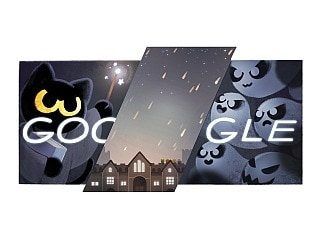 Popular Google Doodle Games Brings Back Halloween Game for You to 'Stay and Play at Home'