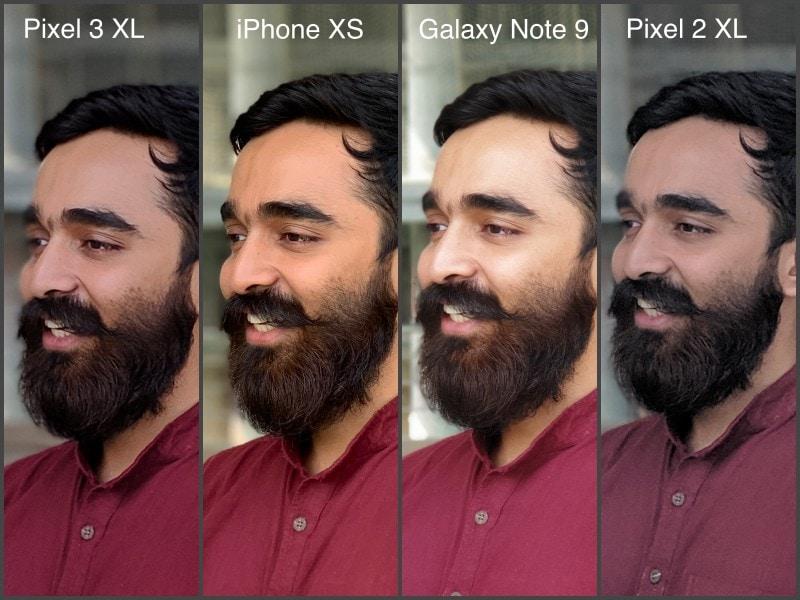 portrait day pixel 2 100 CROP camera