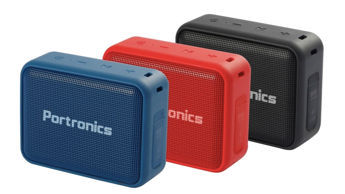 Portronics Dynamo Wireless Speaker Launched in India Priced at Rs. 1,999