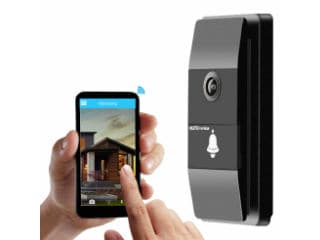 Portronics mBell Video Doorbell Launched in India, Features Infrared and Motion Detection