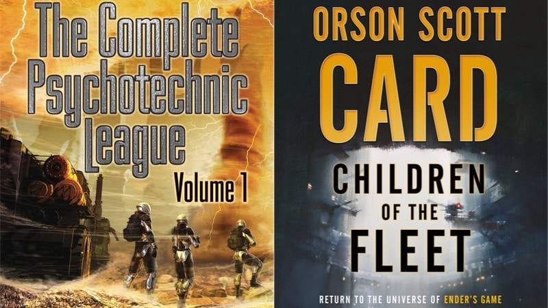 Six Science Fiction Books by Renowned Authors Releasing in October 2017