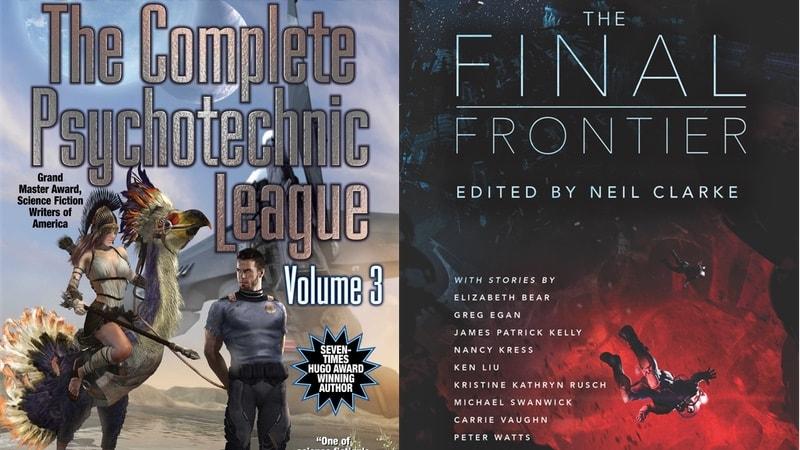 poul anderson psychotechnic neil clarke final frontier Science Fiction