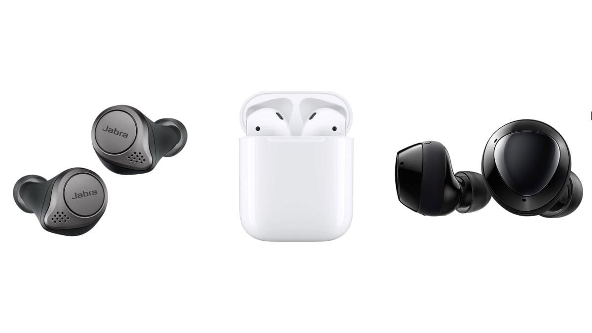 Apple AirPods (2nd Gen) vs Samsung Galaxy Buds+ vs Jabra Elite 75t: The Best True Wireless Earphones Under Rs. 15,000