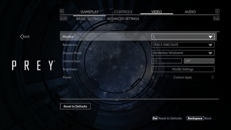 prey pc settings prey_pc_settings