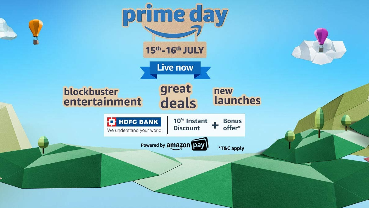 Amazon Prime Day 2019 Sale Kicks Off With Offers on Galaxy M30