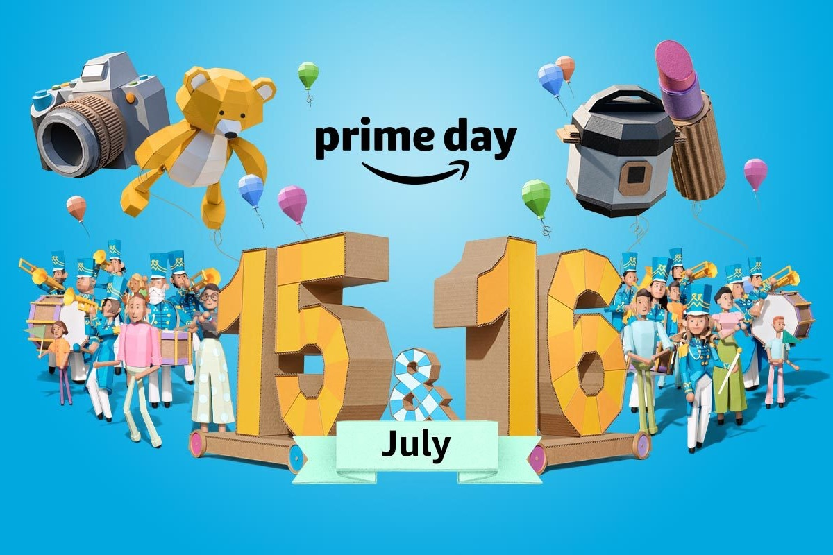 Amazon Prime Day Becomes a Phenomenon as Rivals Jump In