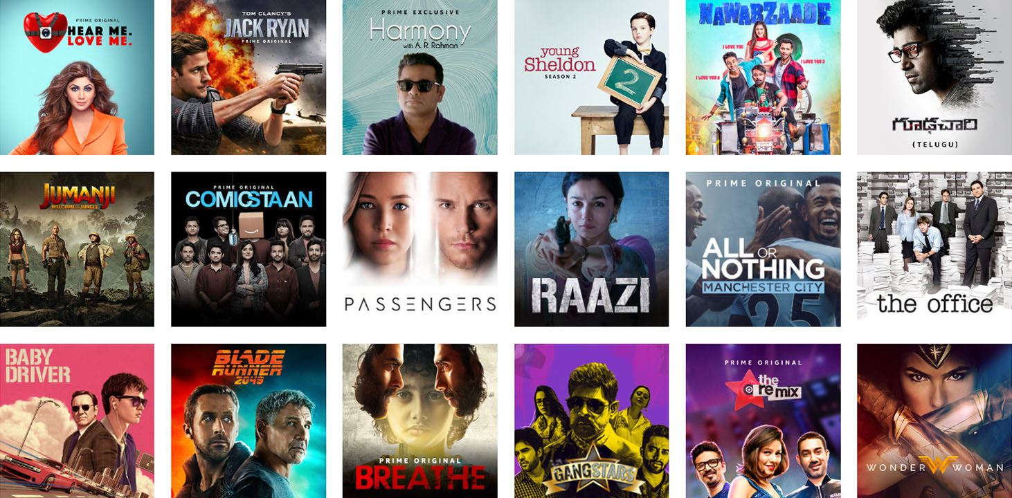 prime video titles Amazon Prime Video