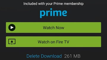 How to Download and Watch Amazon Prime Video Movies and TV Shows