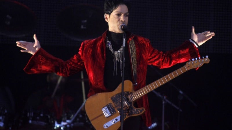 Prince Returns to Streaming Services Including Apple Music, Spotify