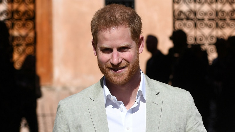 Prince Harry, Oprah Developing Mental Health Documentary Series for Apple