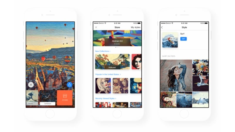 Prisma to Add an In-App Filter Store; Will Soon Allow Users to Create Their Own Filters