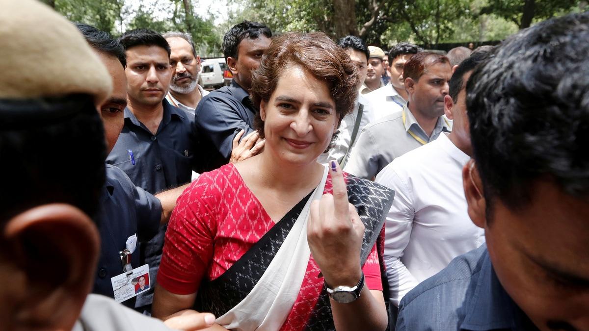 Priyanka Gandhi Vadra Also Hit by WhatsApp Hack, Congress Says