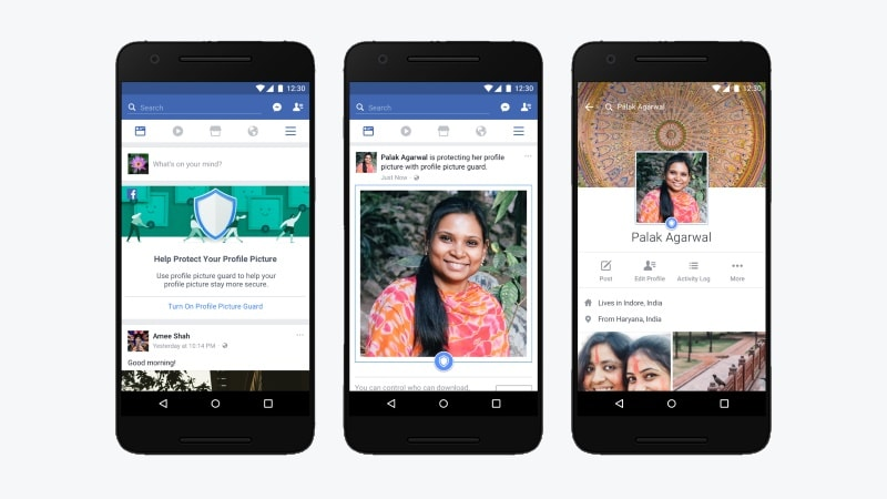 Facebook's new tools protect your profile photo from being misused