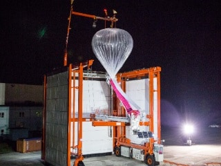Google Parent Says Its Project Loon Balloons Are Now Delivering 4G LTE to Puerto Rico