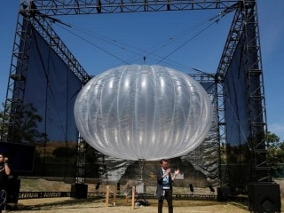 Google's Project Loon to Help Restore Wireless Services in Puerto Rico