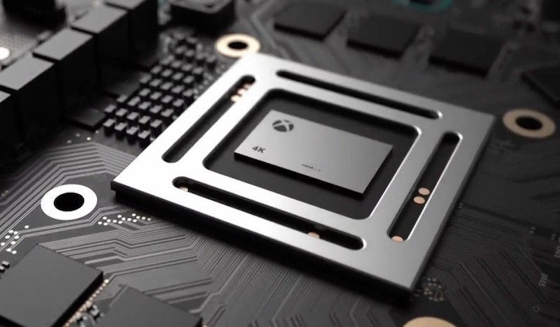 Xbox Scorpio Will Not Need a 4K TV