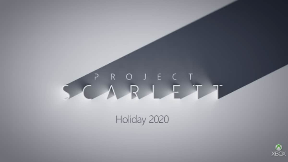 Microsoft Unveils Next-Gen Project Scarlett Xbox Console for Release in 2020