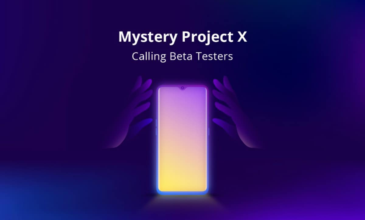 Realme Calling Beta Testers for Mysterious Project X, Could Be Realme OS