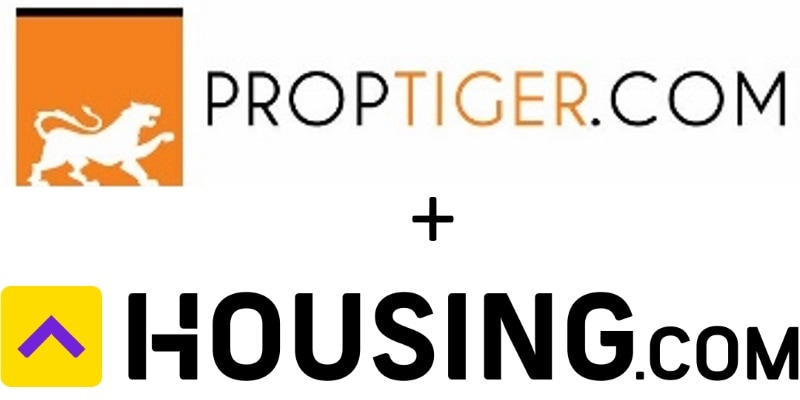 PropTiger, Housing.com Announce Merger; Raise $55 Million in Fresh Investment
