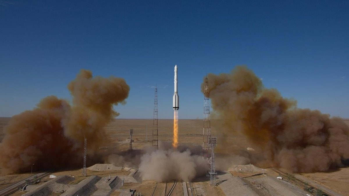Spektr-RG: Russia Launches Major New Telescope Into Space After Delays