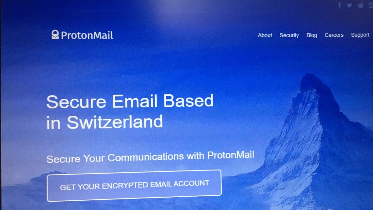 Russia Blocks Encrypted Email Service ProtonMail