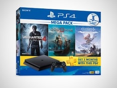 PS4 Price in India Drops to Rs. 29,990, New 1TB Bundle Available Mid-September