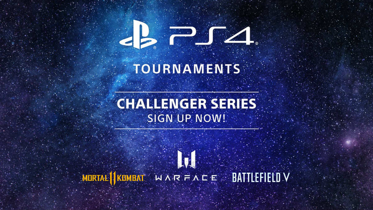PS4 Tournaments: Challenger Series Unveiled by Sony, Lets PlayStation Plus Subscribers Compete