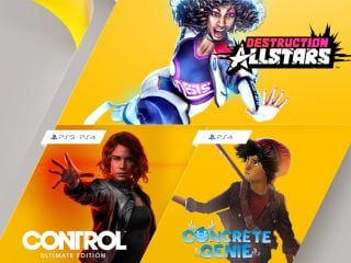 PlayStation Plus Free Games Announced for February – Control: Ultimate Edition, Concrete Genie, Destruction AllStars